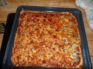 Low Carb Pizza ernährung zum muskelaufbau, ernährung für Muskelaufbau