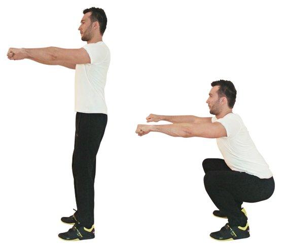 Tabata Übungen für Anfänger