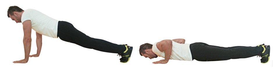 Trainingsplan Übungen
