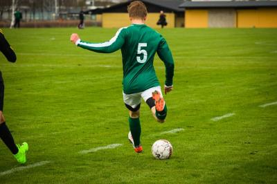 Fußball Muskelaufbau