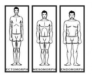 Endomorph vorher nachher