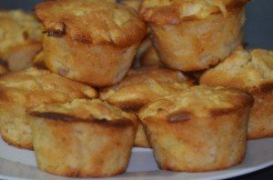 Rezept Apfel-Zimt Muffins