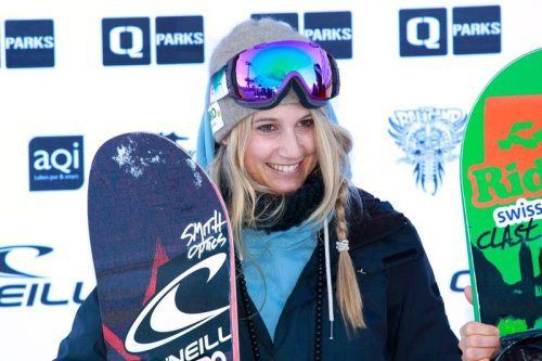 Anna Gassner sexy