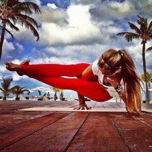 Yoga – Aerobic – Gymnastik