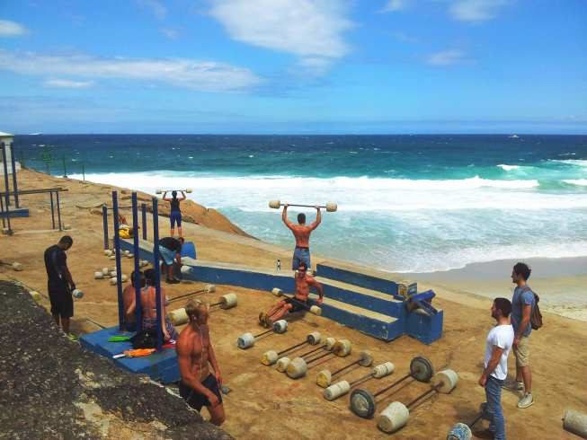 Fitness im Urlaub 6x