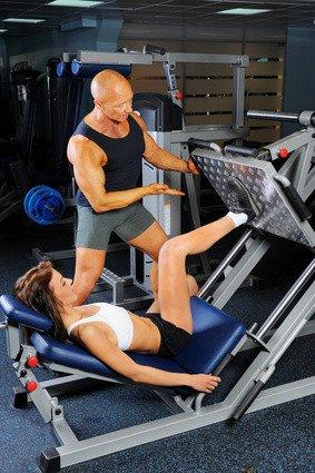 unilaterales Training
