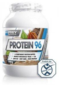 Mehrkomponenten Protein Testsieger