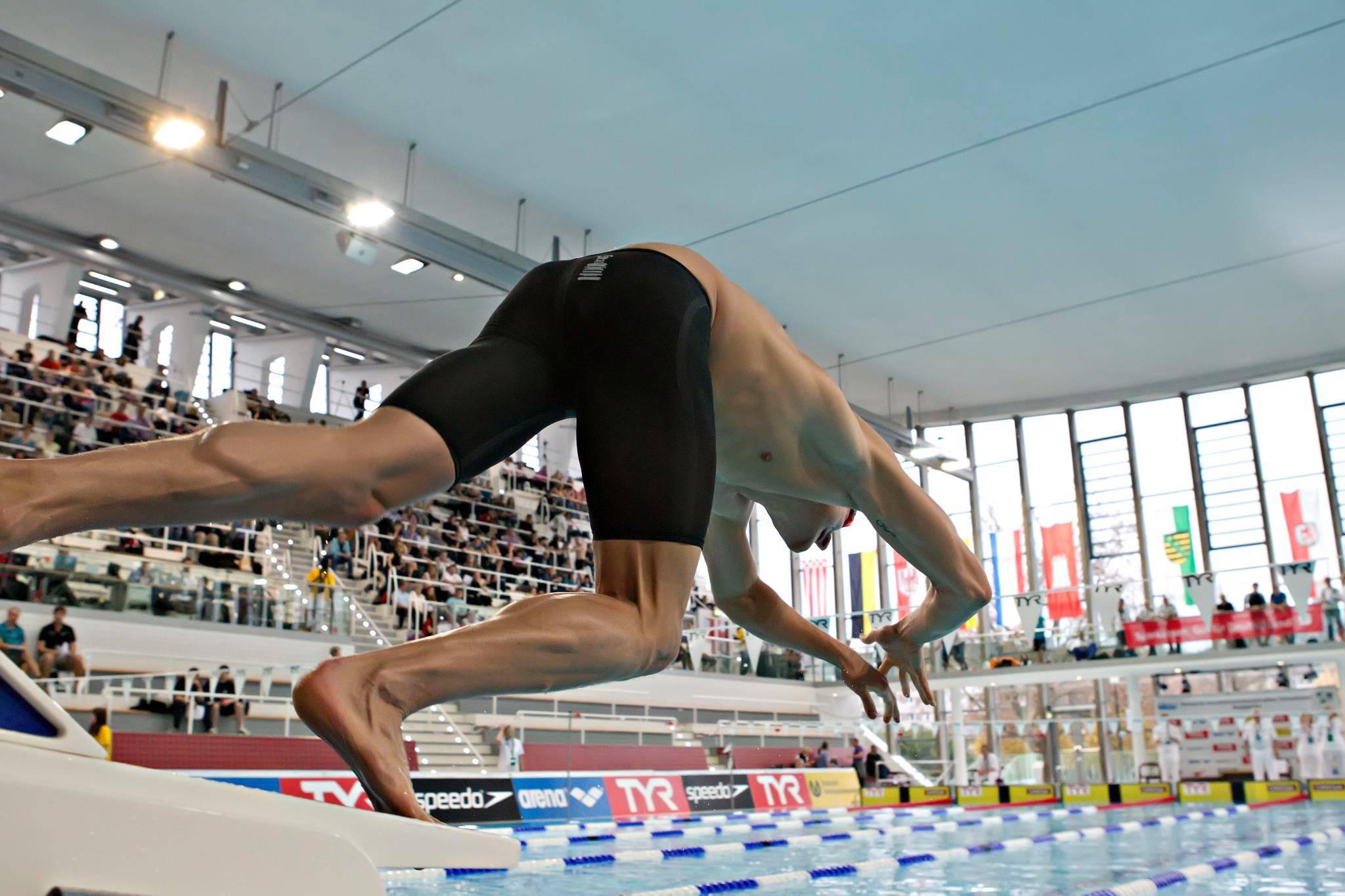 Krafttraining für Schwimmen Leistungssport 2