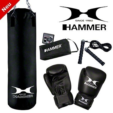 Hammer Boxsack Set Test