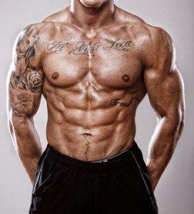 Muskelaufbau Ernärungsplan