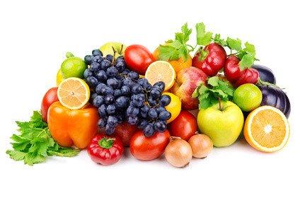 Obst für Muskelaufbau