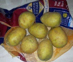 Kartoffeln Muskelaufbau Ernährung Carbs