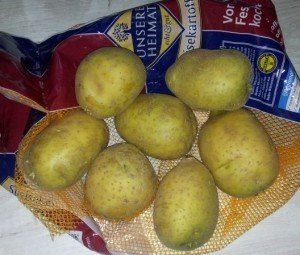 Kartoffeln Muskelaufbau Ernährung