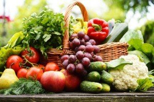 Muskelaufbau Gemüse