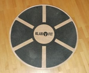Balance Board Klarfit Test