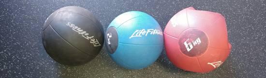 Medizinball Test Vergleich