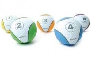 Medizinball Test