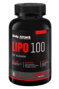 Lipo 100 Testbericht Fatburner