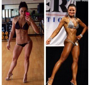 Irina Skorik IFBB Bodybuilding