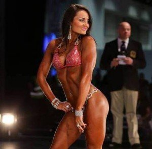Irina Skorik Interview IFBB Athlete