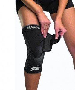 Kniebandagen im Test