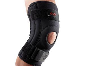 Kniebandage Kniestütze Test