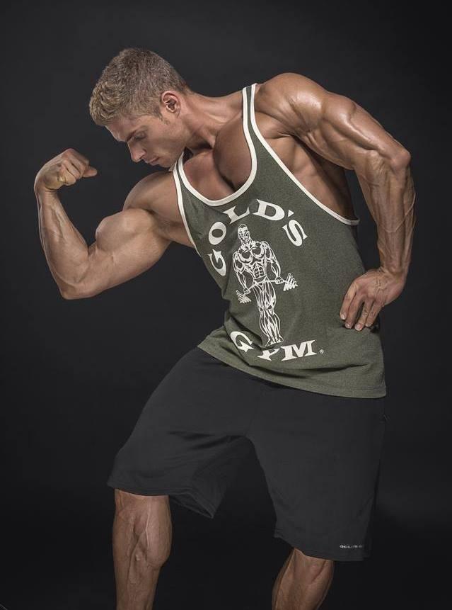 Interview mit Leon Schmahl 2014 - Natural Bodybuilding
