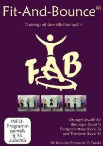 Minitrampolin Training DVD