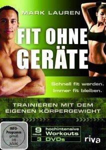 Fitness DVD Test für Zuhause