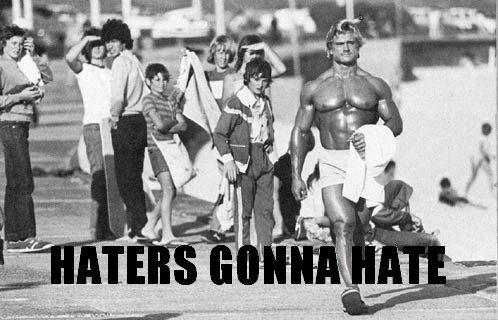 Gym Hate Bodybuilding