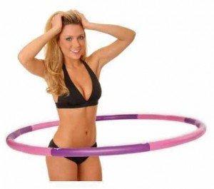 Gymnastikeifen Hula Hoop Reifen Test