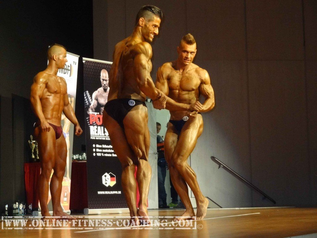 Bodybuilding Wettkampf