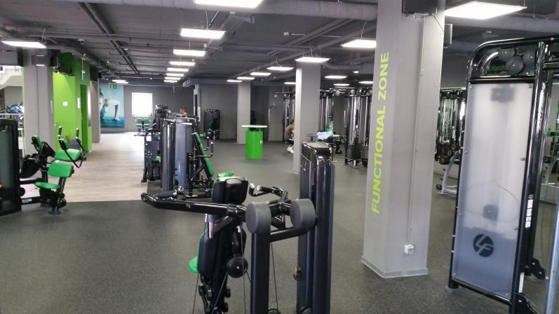 Fitnessstudio Stuttgart Fitone