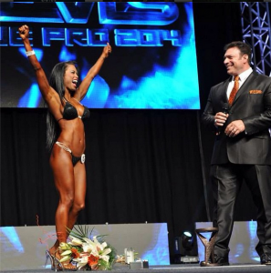 India Paulino IFBB Interview 2