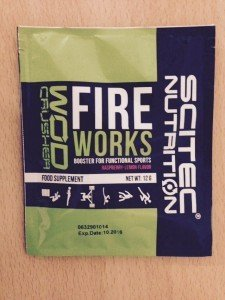 FIREWORKS Pre-Workout Booster von Scitec Nutrition im Test1