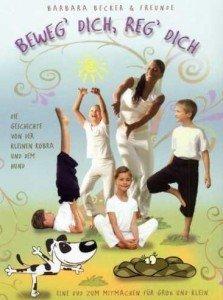 Fitness DVD für Kinder