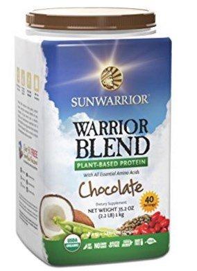 Vegane Eiweißpulver Testsieger SunWarrior