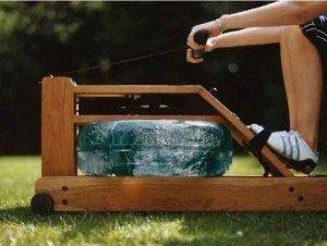 Waterrower testen