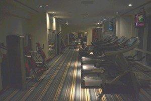 Fitnessstudio Abu Dhabi
