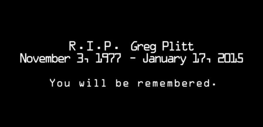 Greg Plitt tot Unfall