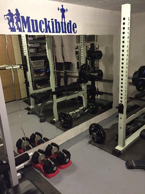 Home gym selber bauen  Home Gym Planung | So könnte dein Heimstudio aussehen