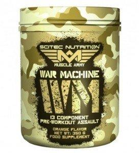 Muscle Arme War Maschine Test Booster