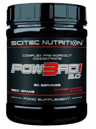 Pre Workout Booster Test