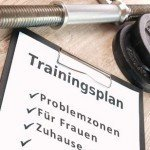 Problemzonen Trainingsplan für Frauen für Zuhause