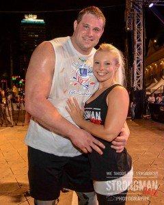 Martin Wildauer Wettkampf Strong Man 2