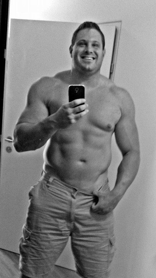 Martin Wildauer Wettkampf Strong Man 4