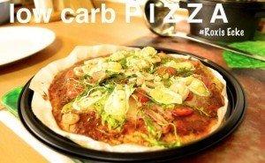 Low Carb Pizza Rezept Proteinbombe