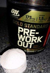 PRE Optimum Nutrition