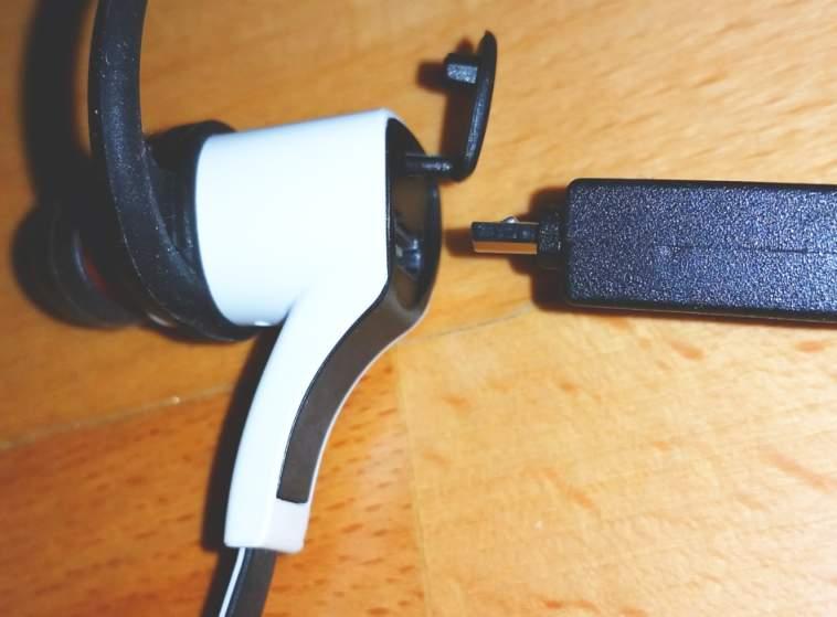 In-Ear Sportkopfhörer Test Bluetooth