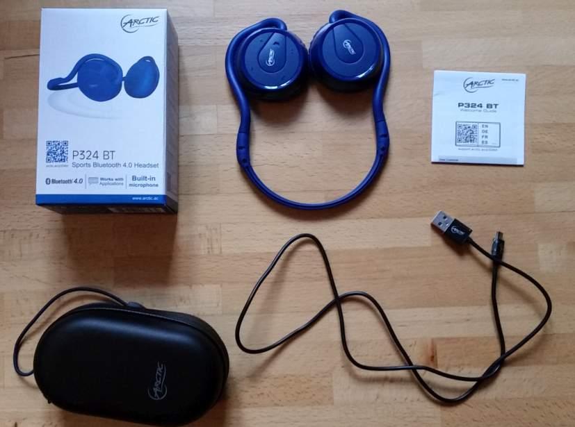 Sportkopfhörer Test Kopfhörer für Sportler